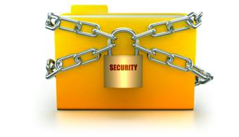 Garantia dos arquivos protegidos